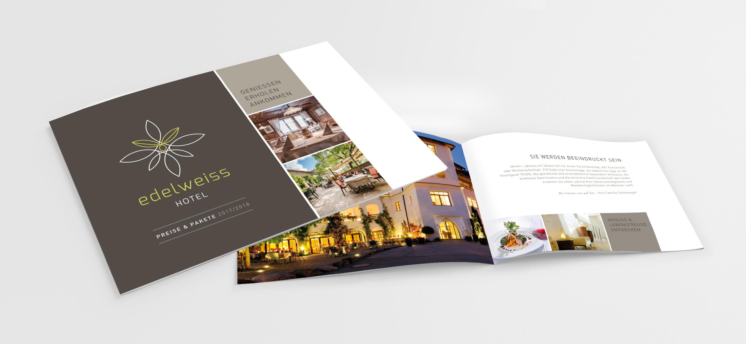 Conceptart » Hotelbroschüre